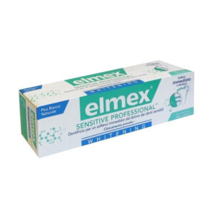 Elmex Sensitive Professional Whitening Dentifricio 75 ml