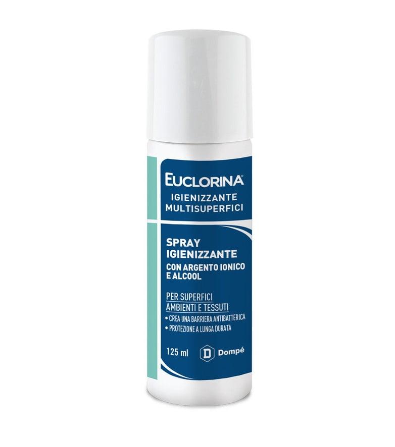 Euclorina Igienizzante Multisuperfici 125ml