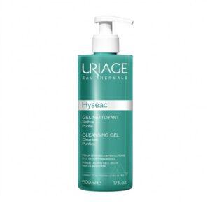 Uriage Hyseac Gel Nettoyant Gel Detergente 500 ml