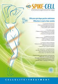 Spike-Cell Corsaro Anticellulite Bodysuit Regular Waist tg L