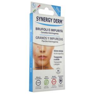 Synergy Derm Brufoli e Impurità 30 Patch Astringenti