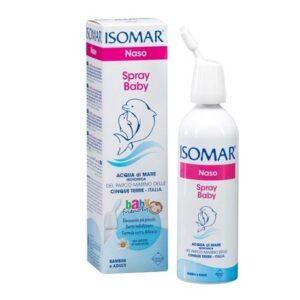 Isomar Spray Baby Naso Isotonico 100ml