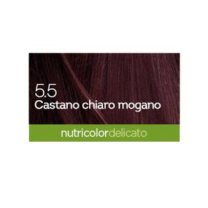 Biokap Nutricolor Delicato 5.5 Castano Chiaro Mogano