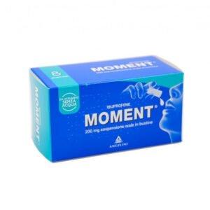 Moment Liquido 8 Bustine 200 mg