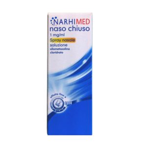 Narhimed naso chiuso spray