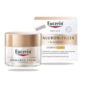 Eucerin Hyaluron Filler + Elasticity Giorno Spf 30 50ml Anti Età