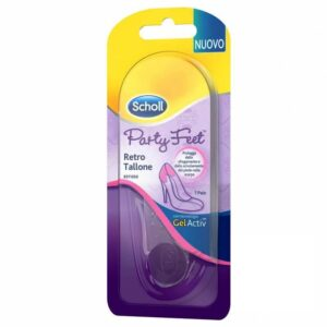 Scholl Party Feet Retrotallone 1 paio