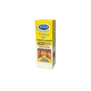 Sholl Active Repair K+ Crema per Talloni Screpolati 60ml