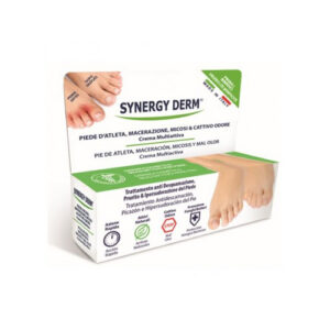 Synergy Derm Crema Multiattiva Piede 50ml