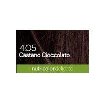 Biokap Nutricolor Delicato 4.05 Castano Cioccolato