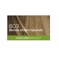 Biokap Nutricolor Delicato 8.03+ Biondo Chiaro Naturale