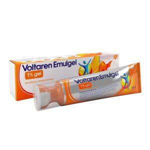 Voltaren emulgel 1% gel Diclofenac Dietilammonio 120g