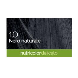 Biokap Nutricolor Delicato 1,0 Nero Naturale