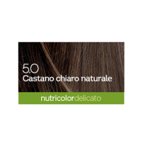 Biokap Nutricolor Delicato 5.00 Castano Chiaro Naturale