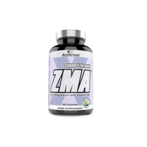 Anderson ZMA 60cps ( ZINCO / MAGNESIO / VITAMINA B6 )